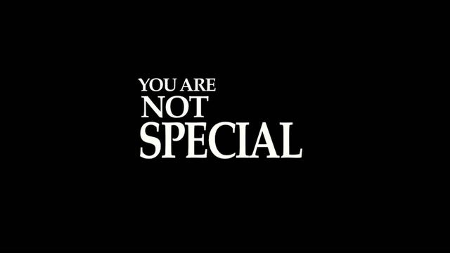 not-special