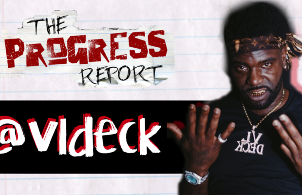 VL Deck Talks Being The Section 8 T D  Jakes & Taking Music Serious